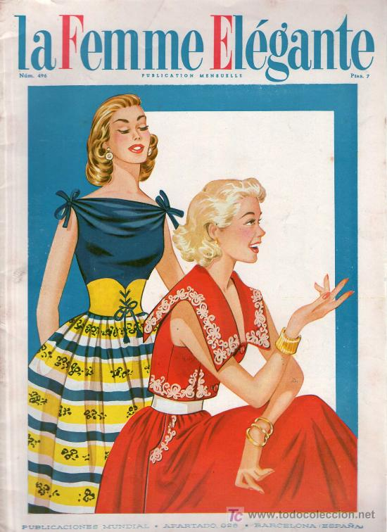 Revista Francesa De Catalogo De Moda A 241 Os 60 Comprar