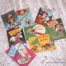 Coleccionismo de Revistas y Periódicos: OCHO FELICITACIONES. Lote 20972559