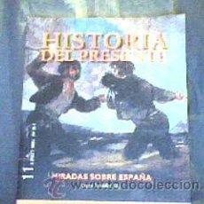 Coleccionismo de Revistas y Periódicos: HISTORIA DEL PRESENTE;Nº11;2008;191 PÁGS;¡NUEVA!. Lote 12604582