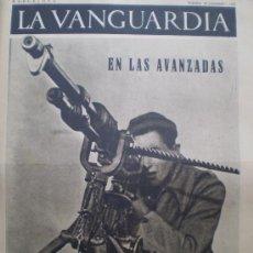 Coleccionismo de Revistas y Periódicos: LA VANGUARDIA 20 NOVIEMBRE 1936 GUERRA CIVIL IGUALADA. Lote 12642068