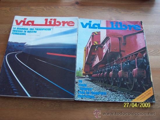 Coleccionismo de Revistas y Periódicos: VIA LIBRE, Nsº. 230,231,232, 234, 238 - CINCO REVISTAS-1983 - Foto 2 - 24370910