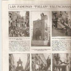 Coleccionismo de Revistas y Periódicos: AÑO 1922 MANRESA ESPERANTO BELA ESPERO FALLAS VALENCIA HOMENAJE ENFERMERA RESINES PREMIOS FLORALIA. Lote 13075531