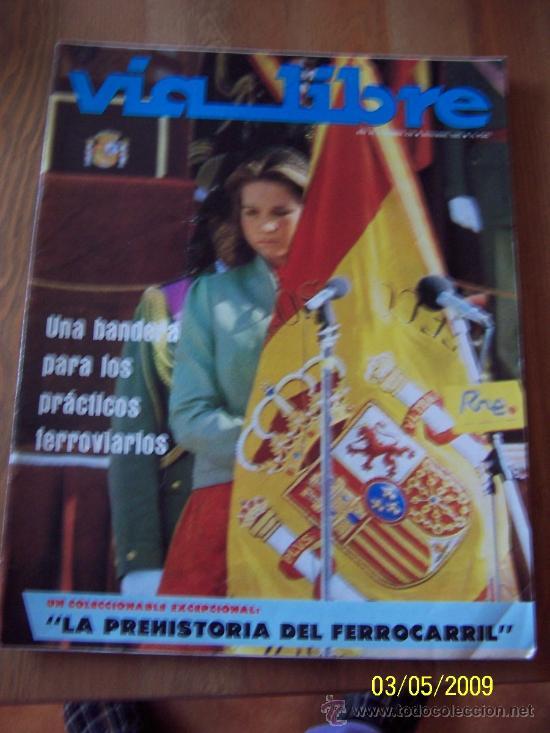 Coleccionismo de Revistas y Periódicos: VIA LIBRE, Nsº. 230,231,232, 234, 238 - CINCO REVISTAS-1983 - Foto 4 - 24370910
