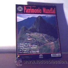 Coleccionismo de Revistas y Periódicos: REVISTA DEL PATRIMONIO MUNDIAL(EN ESPAÑOL);Nº 11;1999;UNESCO,¡NUEVA!. Lote 13423293