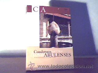 CUADERNOS ABULENSES(REVISTA DE LA INSTITUCIÓN GRAN DUQUE DE ALBA);Nº35;2006;340 PÁGS;¡NUEVA! (Coleccionismo - Revistas y Periódicos Modernos (a partir de 1.940) - Otros)