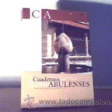 Coleccionismo de Revistas y Periódicos: CUADERNOS ABULENSES(REVISTA DE LA INSTITUCIÓN GRAN DUQUE DE ALBA);Nº35;2006;340 PÁGS;¡NUEVA!. Lote 13426412