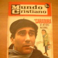 Coleccionismo de Revistas y Periódicos: REVISTA MUNDO CRISTIANO -Nº38.MARZO 1966.. Lote 13685782