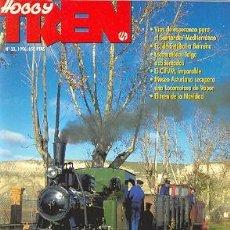 Coleccionismo de Revistas y Periódicos: HOOBYTREN-33. REVISTA HOOBY TREN Nº 33. FEBRERO 1996. Lote 13716180