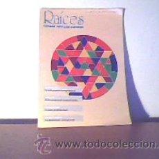 Coleccionismo de Revistas y Periódicos: RAÍCES(REVISTA JUDÍA DE CULTURA);Nº 71;VERANO 2007;¡NUEVA!. Lote 13752955