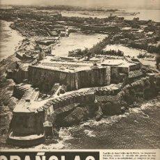 Coleccionismo de Revistas y Periódicos: AÑO 1953 ESPECIAL PUERTO RICO CULTURA SOCIEDAD ECONOMIA POLITICA CASTILLO DEL MORRO EL AZUCAR. Lote 13791764