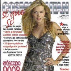Coleccionismo de Revistas y Periódicos: COSMOPOLITAN. ENERO 2008. Lote 13844307