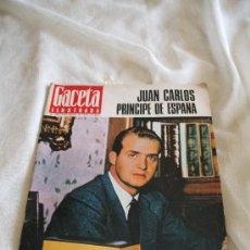 Coleccionismo de Revistas y Periódicos: REVISTA LA GACETA DE 1969. Lote 17586412