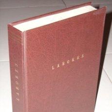 Coleccionismo de Revistas y Periódicos: FASCÍCULOS DE CORTE Y CONFECCIÓN DE FABRA Y COATS 1971 ENCUADERNADOS EN UN TOMO. Lote 24360682