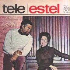 Coleccionismo de Revistas y Periódicos: REVISTA: TELE ESTEL AÑO 1970 N 172. Lote 14120507