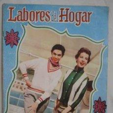 Coleccionismo de Revistas y Periódicos: LABORES DEL HOGAR. Nº 18 - 1955. HYMSA. Lote 14253787