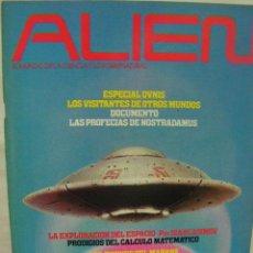 Coleccionismo de Revistas y Periódicos: + REVISTA ALIEN, CIENCIA FICCION, NUMERO 2. Lote 15043727