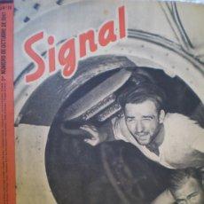 Coleccionismo de Revistas y Periódicos: SIGNAL OCTUBRE 1941 GUERRA MUNDIAL VER FOTOS. Lote 14326590