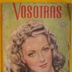 Coleccionismo de Revistas y Periódicos: VOSOTRAS. Nº442 - MARZO 1944. Lote 14395034