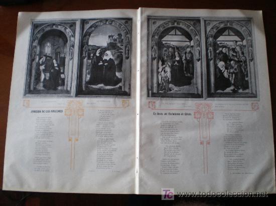 Coleccionismo de Revistas y Periódicos: ILUSTRACIONES: OFRENDA DE LOS PASTORES Y LA FIESTA DEL NACIMIENTO DE CRISTO - Foto 4 - 34517223
