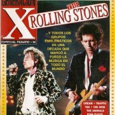 Coleccionismo de Revistas y Periódicos: ROLLING STONES: REVISTA MONOGRÁFICA. Lote 26905202