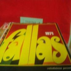 Coleccionismo de Revistas y Periódicos: REVISTA FALLERA FALLAS VALENCIA FALLERO FALLERA. LEVANTE EXTRAORDINARIO DE FALLAS 1971. Lote 22933808