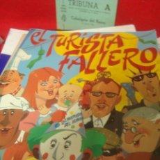 Coleccionismo de Revistas y Periódicos: REVISTA FALLERA FALLAS VALENCIA FALLERO FALLERA. TURISTA FALLERO . Lote 15020216