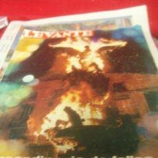 Coleccionismo de Revistas y Periódicos: REVISTA FALLERA FALLAS VALENCIA FALLERO FALLERA. LEVANTE EXTRAORDINARIO DE FALLAS 1967. Lote 15020401