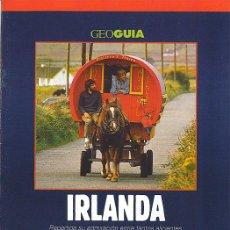 Coleccionismo de Revistas y Periódicos: GEO GUÍA - IRLANDA - 1991. Lote 15089305