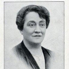 Coleccionismo de Revistas y Periódicos: IRENE ALBA 1930 ACTRIZ HOJA REVISTA. Lote 15093389