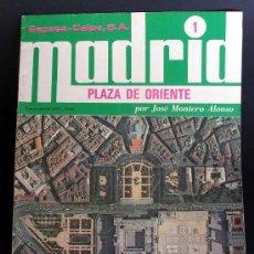 """Coleccionismo de Revistas y Periódicos: MADRID PLAZA DE ORIENTE """"ESPASA CALPE"""" Nº 1 AÑO 1978. Lote 15164371"""