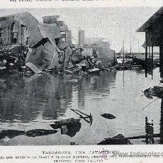 Coleccionismo de Revistas y Periódicos: TARRAGONA 1930 INUNDACION RIO FRANCOLI CLUB MARITIMO RETAL REVISTA. Lote 15575135