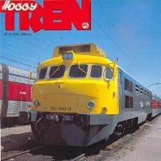 Coleccionismo de Revistas y Periódicos: HOOBYTREN-25. REVISTA HOOBYTREN Nº 25. 5-1995. Lote 15582129