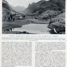 Collectionnisme de Revues et Journaux: SOMIEDO 1930 VALLE ASTURIAS RETAL REVISTA. Lote 15761778