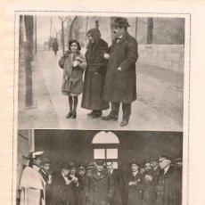 Coleccionismo de Revistas y Periódicos: * MAGNICIDIO EDUARDO DATO * INDULTO REAL A PEDRO MATEU Y LUIS NICOLAU - 1924. Lote 24151491