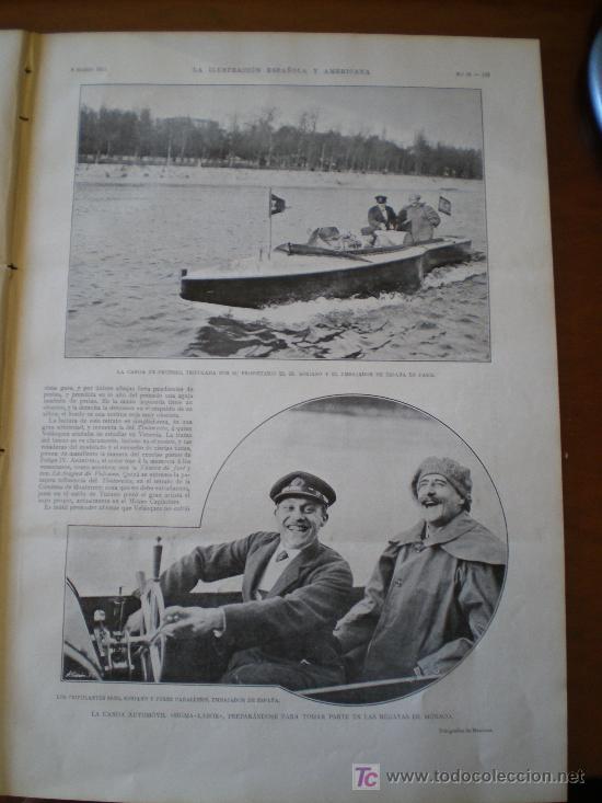 Coleccionismo de Revistas y Periódicos: LA CANOA AUTOMOVIL