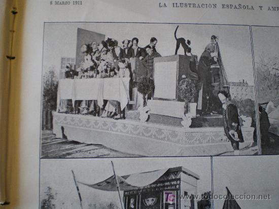 Coleccionismo de Revistas y Periódicos: EL CARNAVAL EN MADRID - Foto 8 - 25663349