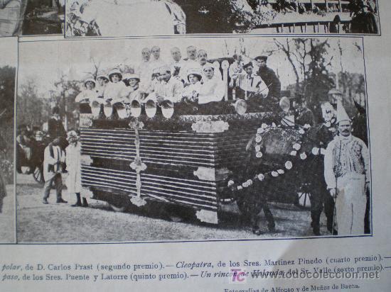 Coleccionismo de Revistas y Periódicos: EL CARNAVAL EN MADRID - Foto 10 - 25663349