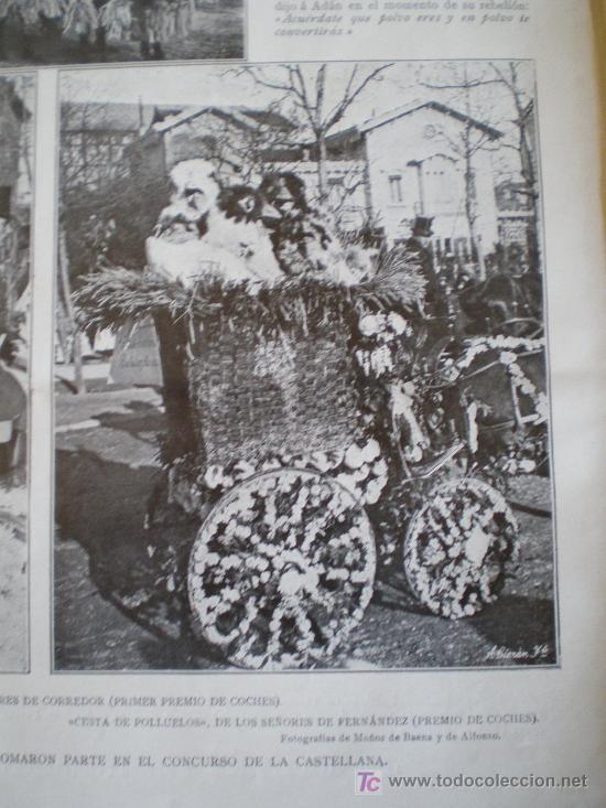 Coleccionismo de Revistas y Periódicos: EL CARNAVAL EN MADRID - Foto 13 - 25663349