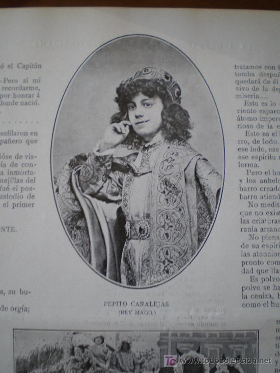 Coleccionismo de Revistas y Periódicos: EL CARNAVAL EN MADRID - Foto 14 - 25663349