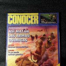 Coleccionismo de Revistas y Periódicos: REVISTA CONOCER, Nº 93, OCTUBRE DE 1990. Lote 15814925