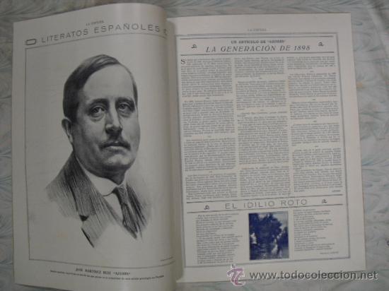 Coleccionismo de Revistas y Periódicos: la esfera,nº 17-25 de abril 1914 - Foto 2 - 15847518