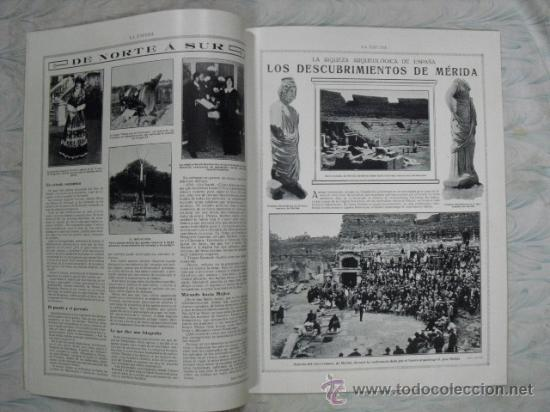Coleccionismo de Revistas y Periódicos: la esfera,nº 17-25 de abril 1914 - Foto 3 - 15847518