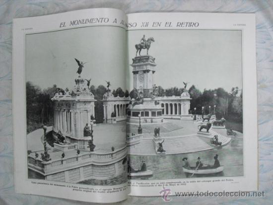 Coleccionismo de Revistas y Periódicos: la esfera,nº 17-25 de abril 1914 - Foto 4 - 15847518