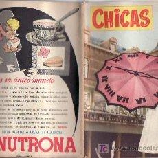 Coleccionismo de Revistas y Periódicos: LA REVISTA DE LOS 17 AÑOS. CHICAS.3ª EPOCA Nº 312.AÑO 1956.SIMPATICA REVISTA PARA RECORDAR TIEMPOS . Lote 25159125