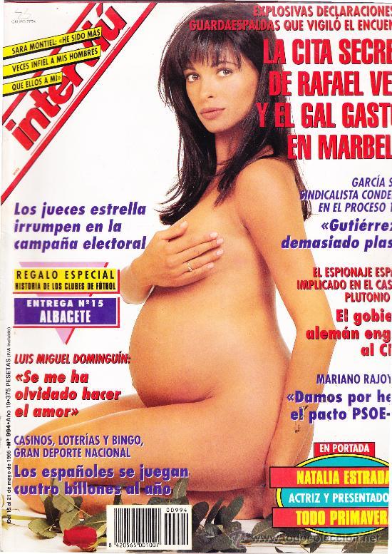 Interviu Natalia Estrada Embarazada Y Desnuda Sold At Auction