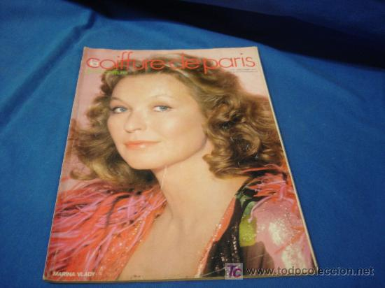 Le Coiffure De Paris Nº 562 Marzo De 1958 Comprar Otras Revistas