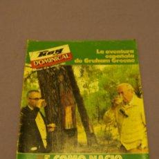 Coleccionismo de Revistas y Periódicos: SUPLEMENTO HOY DOMINICAL 16 DE ENERO DE 1983. Lote 16426670