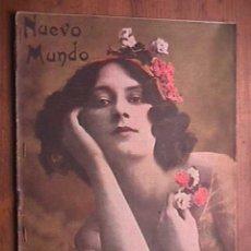 Coleccionismo de Revistas y Periódicos: NUEVO MUNDO Nº 969, AGOSTO 1912, PORTADA ¿?. Lote 16770506
