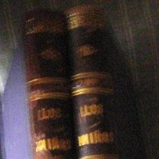 Coleccionismo de Revistas y Periódicos: LOS NIÑOS,REVISTA DE EDUCACIÓN Y RECREO. CARLOS FRONTAURA. 2 TOMOS. MADRID 1870.. Lote 25959266