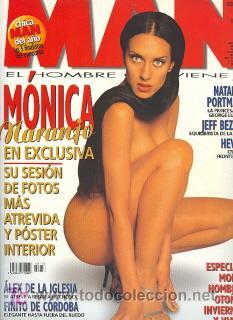 Revista Man Nº 156 Monica Naranjo Desnuda Revista Completa